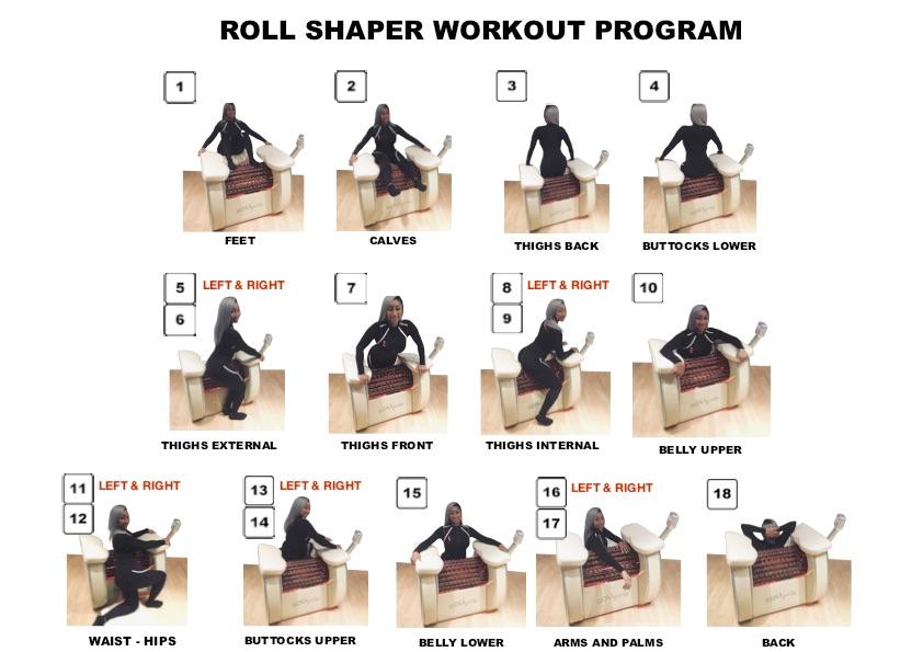 Roller Shaper Workout
